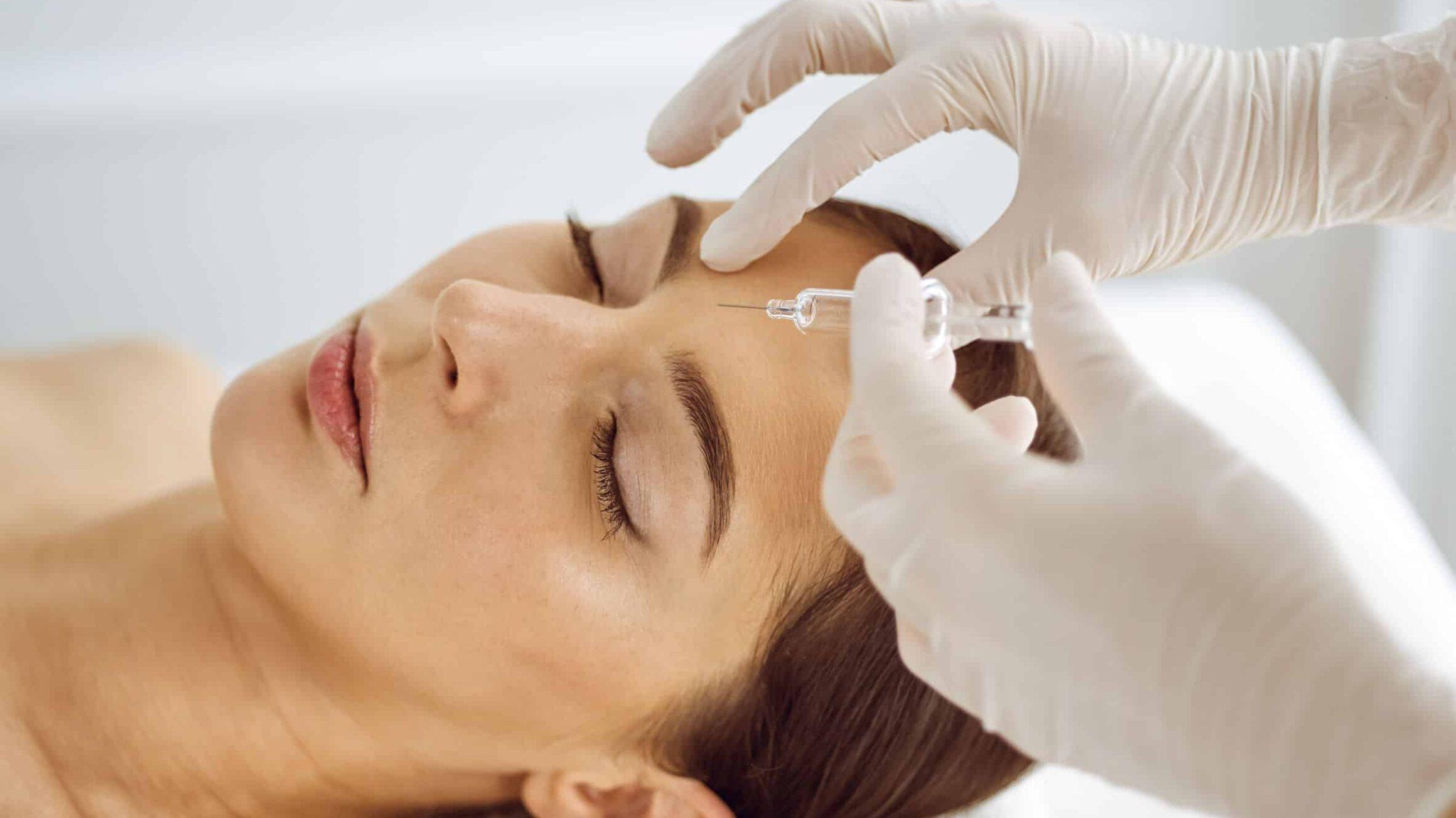 Tulsa plasma therapy injection